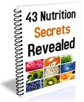 43 Svelati segreti nutrizionali