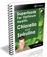 Superfoods per una salute ottimale: clorella e spirulina