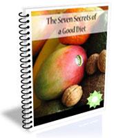 I sette segreti per una buona dieta